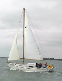 Invicta 26 Mk1 Sailing Yacht