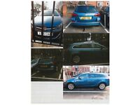 Advert for sale of motor vehicle. Vauxhall Astra estate car. Description of car with added images.