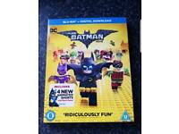 Lego batman movie Blu-ray