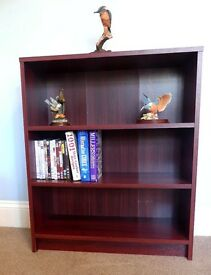 """Bookcase with Two Fixed Shelves H35.5""""/90cm D11.5""""/29cm W30""""/76cm"""