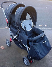 Safety First Tandem Pushchair