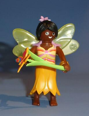 Playmobil Ethnic Butterfly Fairy  Series 17 Female Figure NEW RELEASE 70243