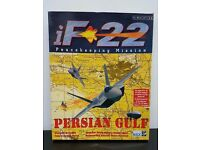Interactive Magic if22 Peacekeeping Mission Persian Gulf CD-ROM