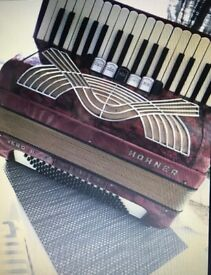 Hohner Verdi 2 piano accordion