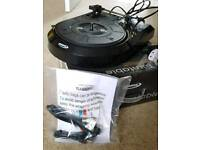 USB turntable record player