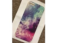 space themed iPhone 5C phone case