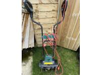 Qualcast Electric Garden Rotorvator 700w