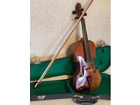 Violin19/20 century antique violin. The Maidstone by John Murdock, London.