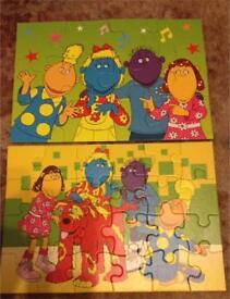 Tweenies puzzles