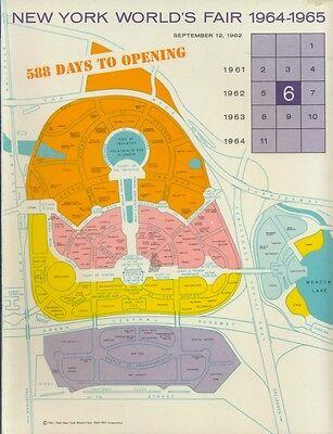 PROGRESS REPORT #6 - New York World's Fair 1964-1965 Corporation