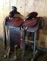 Rope Saddle for Sale