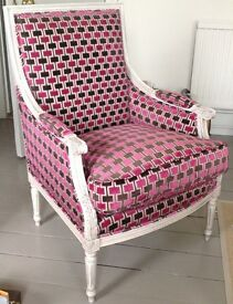 French style armchair beautiful quality