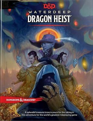 Waterdeep: Dragon Heist (D&D 5th edition)