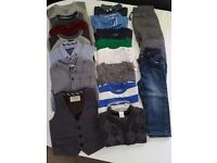 Bundle of Boys Clothes 9-12 Months