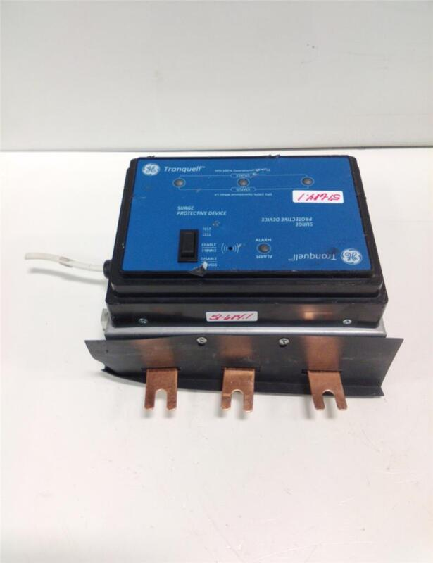 GE TRANQUELL SURGE PROTECTIVE DEVICE TPME120Y10ASNC