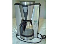 Marks & Spencer XQ698T Coffee Maker with Integrated Grinder and Digital Timer