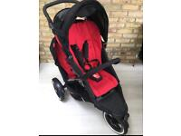 Phil and ted double buggy . Phil&ted pushchair. Stroller . Pram
