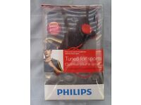 Philips ActionFit SHQ1000/28 In-Ear Headphones Tuned for Sports - Unused