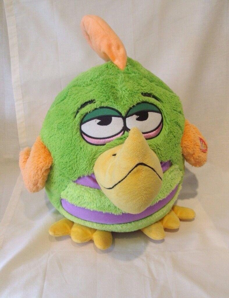 KooKoo Birds 40cm Soft Toy with Sound Effects