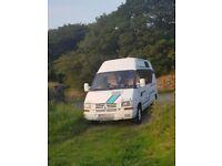Renault trafic campervan / motorhome retro