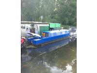 Narrow boat 32 foot for sale