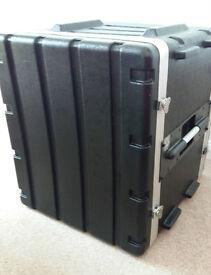 Spider 9U Rack Mount Flight Case
