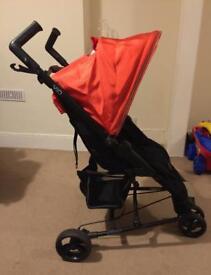 Child's mothercare pram