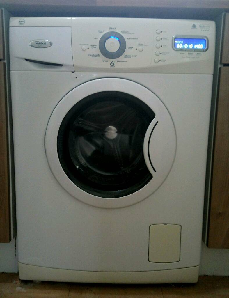 Whirlpool AWO/D 8708 8kg washing machine 1400 spin