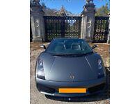 Lamborghini Gallardo Spyder 5L V10