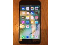 Unlocked Black iPhone 6s Plus 16gb!