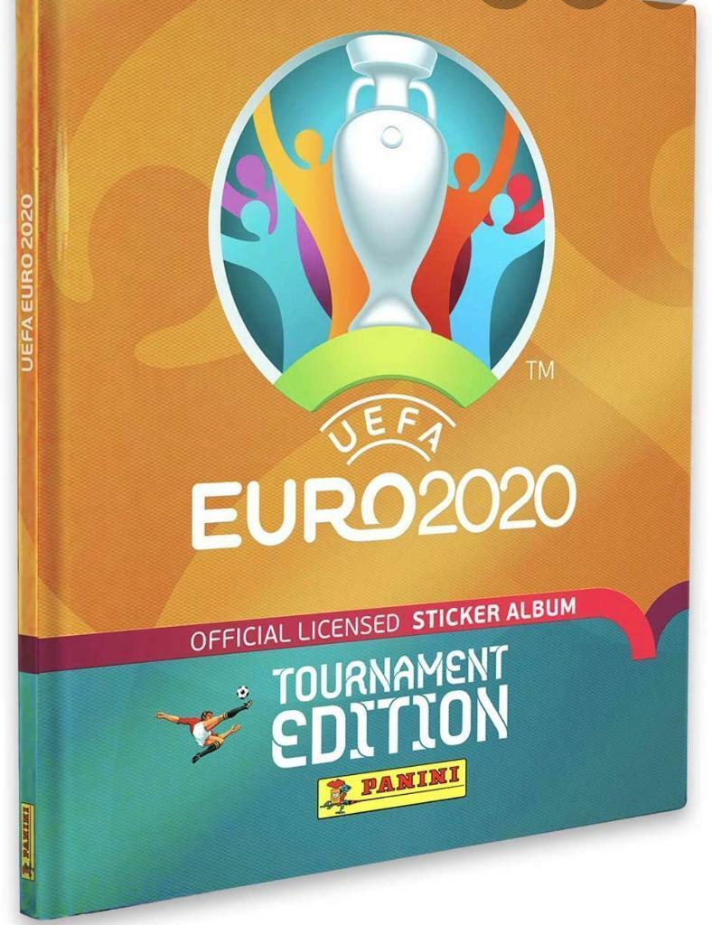 Panini Euro2020 Swaps