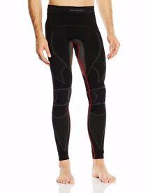 SPAIO EXTREME LINE Men Thermoactive Leggings Pants Thermal Underwear