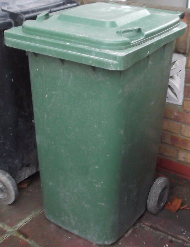 Wheelie Bins Household & Larger