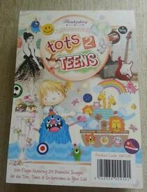 Hunkydory Little Book of Tots to Teens