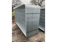 New Heras Fencing Panels | Site Security