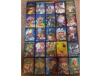 Disney & Pixar DVD Bundle Of 78