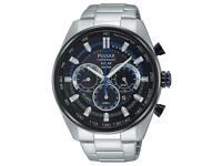 Pulsar Men's Solar Powered Watch PX5019X1 - Brand new & Boxed