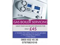 Gas safe registered plumbing an heating engineer