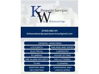 KW Property Services catering for all of your property requirements