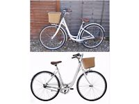*Practically new & JUST SERVICED* RRP: £280 Raleigh Caprice Shopper Vintage Style Town Bike 3 Speed