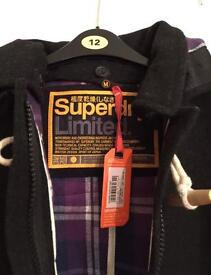Superdry Duffle Coat / 10-12
