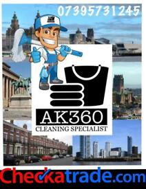 AK360CS - Domestic cleaners / Deep cleaning