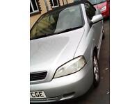 Vauxhall ASTRA BERTONE 2001