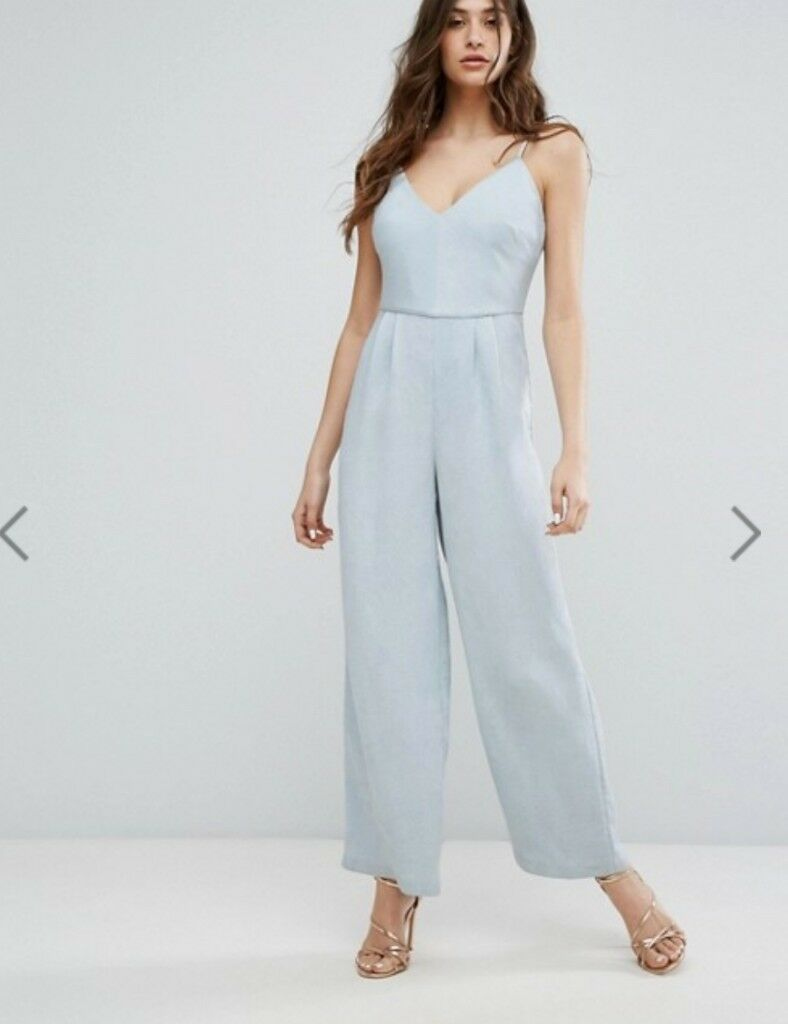 ASOS Endless Rose Light Blue Jumpsuit in L | in Leith, Edinburgh ...