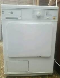 Miele condenser dryer