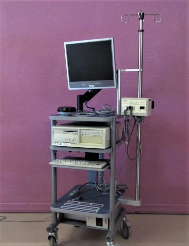 Life-Tech Laborie Urolab System V Urodynamic Janus Anorectal Manometry