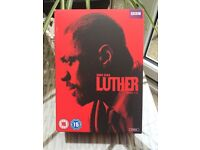 Luther DVD Box Set Series 1 - 3