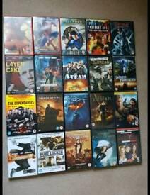 20 x Original DVDs