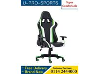Brand New Professional Office Chair Gaming Racing Sport Recliner Swivel Computer Executive
