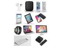 Apple iPhone X/8/8plus/7 Plus iPad iMac MacBook iPad all Apple products for sale